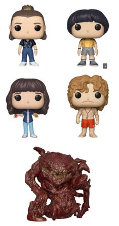 Stranger Things Funko Pop! Complete Set of 5 Season 3 (Pre-Order) – Big Apple Collectibles