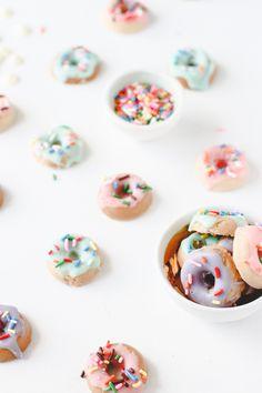 Make This: Candy Mini Donuts DIY