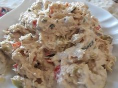 Κοτοσαλατα όνειρο!!! Salad Bar, Soup And Salad, The Kitchen Food Network, Greek Recipes, Soul Food, Food Network Recipes, Potato Salad, Food To Make, Recipies