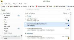 eM Client #Review http://www.softpedia.com/reviews/windows/eM-Client-Review-438000.shtml
