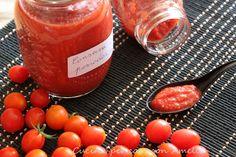 Conserva di pomodorini bimby