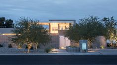 Birds Nest Residence by Brent Kendle