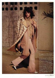PUBLICATION    Elle - November 2012    STORY   Big Sir   FEATURE   Look 1   Fall 2012 Collection   STYLIST   Kate Lanphear   PHOTOGRAPHER   KT Auleta