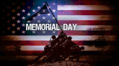 Memorial Day is celebrated every year in the memory of all those who gave their lives in the service of the nation's pride and liberty. Here is the best Happy Memorial Day 2019 images, clip art, pictures and animated gifs Memorial Day Pictures, Memorial Day Quotes, Happy Memorial Day, Memorial Weekend, Good Morning Happy, Monday Morning, Land Of The Free, Images Google, Bing Images