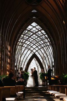 gorgeous ceremony - Vinson Images - arkansas real wedding (This is my alternative venue)