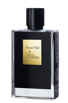 Incense Oud By Kilian: interplay between the woodiness of cedar, patchouli and sandalwood and the ambery, leathery accents of cistus labdanum and oakmoss. The incense, which makes up 25% of the formula, reads as a dark presence, its citrus facets magnified by geranium, methyl pamplemousse (a grapefruit-smelling material) and cardamom – the latter perhaps a subtle quote of the cardamom coffee popular in Arabic countries, its anisic facets combining with pink pepper to refresh the scent…