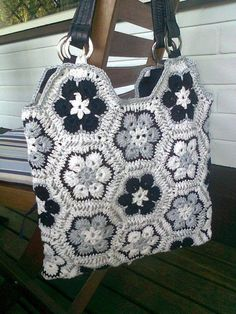 Awesome Granny Square Crochet Bag Pattern Ideas Part 20 - Taschen ., Awesome Granny Square Crochet Bag Pattern Ideas Part 20 - Taschen Crochet Tote, Crochet Handbags, Crochet Purses, Crochet Granny, Free Crochet Bag, Crochet Squares, Bag Pattern Free, Bag Patterns To Sew, Crochet Patterns