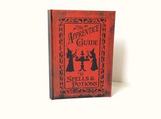 Wicca, Spell book, Halloween decor, party decoration, witch kitchen, spells and potions on Etsy, $8.00