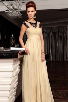 Buy 2013 Fast Delivery Prom Dresses Empire Waist Ruffles Sheath Column Scoop 30713 On line