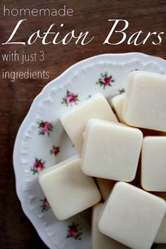 Homemade Lotion Bar Recipes – 3 Ingredients, All-Natural | Herbs and Oils Hub