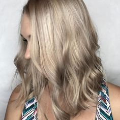 "1 Likes, 1 Comments - Jessica (@hair_by_jessica_cruz) on Instagram: ""Blonde hair💕💕💕💕 #redken #redkencertifiedcolorist #blondehair #balayage #santarosa #behindthechair…"""