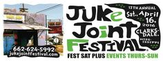 WRISTBAND SALES   Juke Joint Festival Headquarters  Pre-Sale $15.00 Wristbands go on sale for Juke Joint Festival's Saturday night time music venues. 20+ venues and 20+ acts included with the wristband. Wristband ONLY good for our Saturday, April 11th Nighttime Music. Pre-Sale wristbands $15.00 Thursday & Friday at 5pm. All day Saturday $20.00 til 8:00pm and then at the venue doors on Saturday Night. Wristbands will be for sale in front of Juke Joint Building, 243 Delta Avenue.