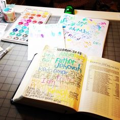 love this look #journalingbible