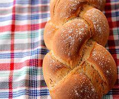 Tresse à la farine bise