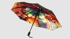 Chihuly Pergola Umbrella