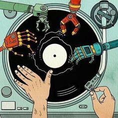 Morning art. S/O to all the DJs  #party #promo #pioneerdj #promotion #postoftheday #iDJ #instapic #internetradio #internetradiostation #urbanradio #urbanlifestyle #turntablism #rap #rnb #radio #radiostation #work #Dj #dope #artlife #djlife #DjCKaas #goodmorning #Life #love #music #mixtape #morning #NoDaysOffRadio by djckaas http://ift.tt/1HNGVsC