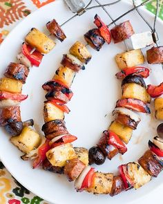 "805 Likes, 15 Comments - Official Whole30® Recipes (@whole30recipes) on Instagram: ""SOUTHWEST SAUSAGE & PINEAPPLE SKEWERS •  Hi it's Natalie @perrysplate! My first round of Whole30…"""