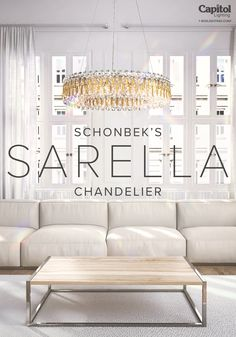 Bring shining elegance into your home with the Sarella Chandelier by Schonbek. Crystal Pendant Lighting, Crystal Wall, Chandelier Lighting, Chandeliers, Bright Stars, Wall Sconces, Lighting Design, Teak, Elegant
