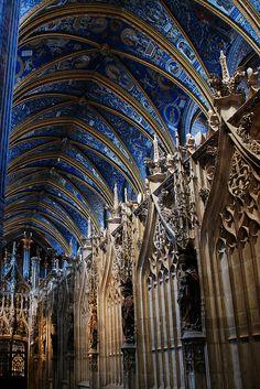 St Cecile. Toda una explosión de color! (Albi,France)