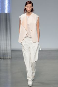 Helmut Lang Spring 2014 Ready-to-Wear Collection Photos - Vogue