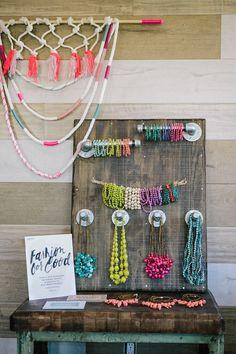 DIY Jewelry Stand | 31 Bits
