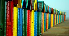 Beach Huts 2 by Chris Whittle on 500px