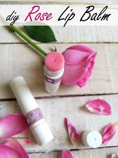 uncategorized The skin on your lips is thinner than your facial skin. So in case you are suffering f Pink Lips Makeup, Hot Pink Lips, Essential Oils For Skin, Rose Essential Oil, Beauty Balm, Diy Beauty, Clean Beauty, How To Make Shampoo, Diy Rose