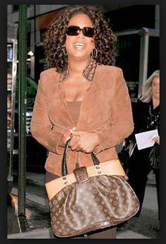 Oprah. Age 60.