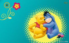 Free Wallpaper -> Cartoon wallpaper -> Winnie The Pooh wallpaper