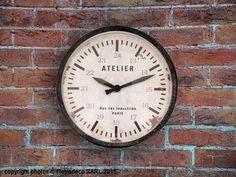 Decoration, Clock, Home Decor, Home Decoration, Rust, Small Space, Decor, Watch, Dekoration
