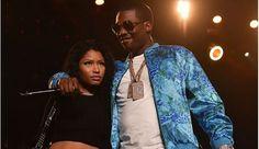 Nicki Minaj And Meek Mill: 'Omeeka' Debuts At BET Awards