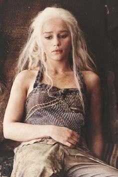 Khaleesi, mother of dragons, heroic, liberator!