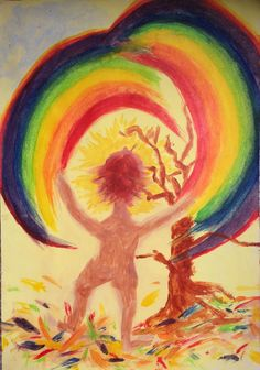 #throwingrainbows #rainbows #rainbowpieces #bySötArt Rainbows, Art Photography, Wings, Painting, Fine Art Photography, Painting Art, Paintings, Feathers, Painted Canvas