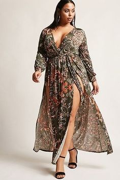 young trendy plus size clothing 50 best outfits - Page 52 of 65 - Trendy Women Outfits Look Plus Size, Plus Size Girls, Plus Size Model, Plus Size Tops, Urban Plus Size Clothing, Plus Size Fashion For Women, Plus Fashion, Cheap Fashion, Plus Size Dresses