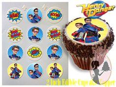 HENRY DANGER  A4 ICING CAKE TOPPER