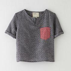 Boy+Girl Kurta Shirt | Kids | Steven Alan