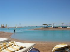 Heaven on earth!  El Gouna, red sea, Egypt.