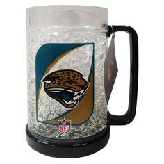 Jacksonville Jaguars Freezer Mug