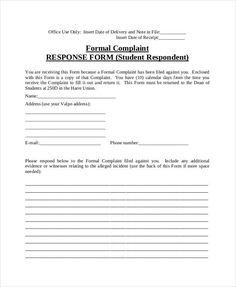 Proper Complaint Letter Format Business Letter Complaint 28 Images Sle Business  News To Go 2 .