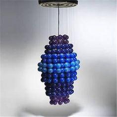 Wonder lamp, 1969