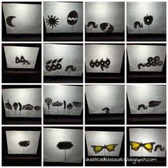TEATRO DE SOMBRAS DEL CUENTO DE LA PEQUEÑA ORUGA GLOTONA Hungry Caterpillar Activities, Very Hungry Caterpillar, Shadow Art, Shadow Play, Shadow Theatre, Toy Theatre, Little Einsteins, Arts And Crafts, Paper Crafts