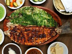 Contramar is considered the best seafood spot in Mexico City.