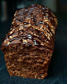 Cake banane, chocolat et noix de coco #bananabread