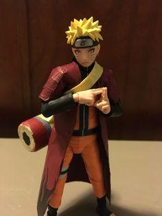 Naruto sage mode figuarts (Naruto) Custom Action Figure