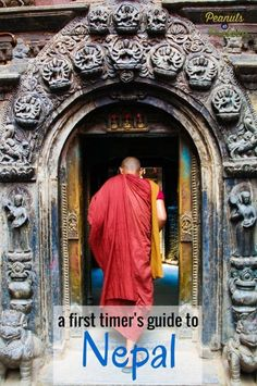 A First Timer's Guide to Nepal - Peanuts or Pretzels