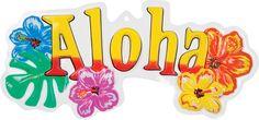 Décoration Aloha Hawaï : Deguise-toi, achat de Decoration / Animation