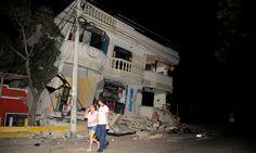 Dozens killed as magnitude 7.8 earthquake hits Ecuador