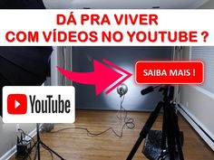 Como Começar a ganhar dinheiro com youtube ? #youtube #vídeos #fazer #brasil