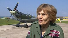 ATA Spitfire pilot ww2 Joy Lofthouse