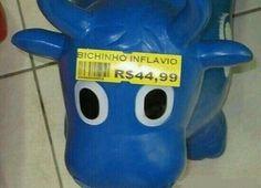 Quando venderam um bichinho chamado Inflavio.   20 coisas totalmente inexplicáveis que aconteceram nos supermercados do Brasil